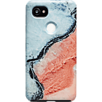 Google Pixel 2 XL Earth Live Case Fluss 99927342 kategorie