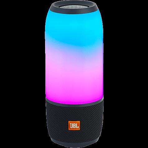 JBL Pulse 3 Bluetooth-Lautsprecher - Schwarz 99927253 hero