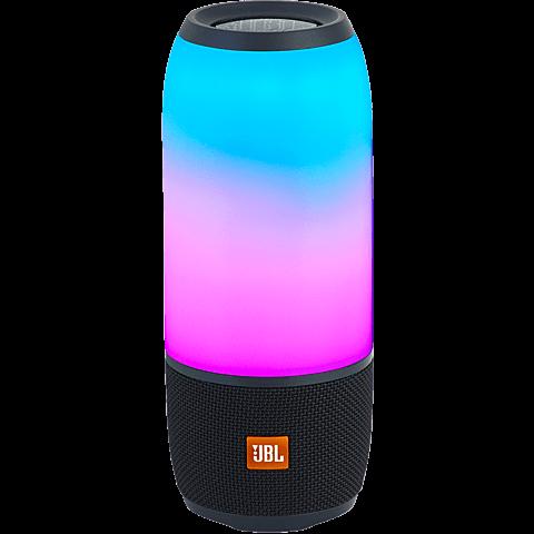 JBL Pulse 3 Bluetooth-Lautsprecher - Schwarz 99927253 vorne