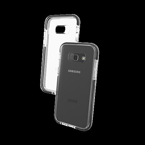 gear4 Cover Piccadilly Schwarz Samsung A5 (2017) 99927196 vorne
