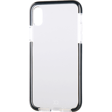 xqisit Cover Mitico Schwarz Apple iPhone X 99927076 hero