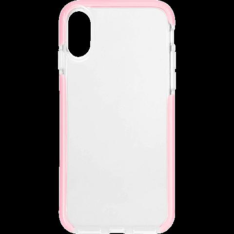 xqisit Cover Mitico Rosegold Apple iPhone X 99927078 vorne