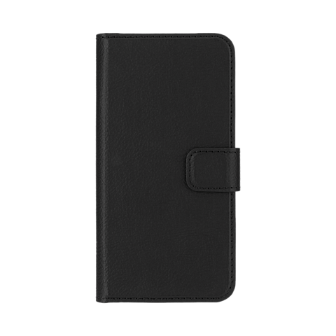 xqisit Slim Wallet Selection Schwarz Apple iPhone X 99927073 vorne