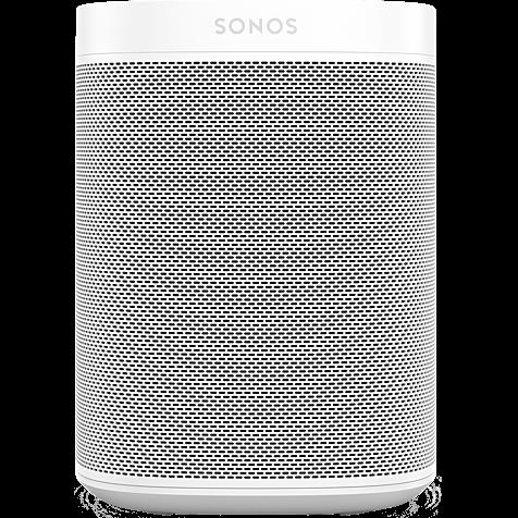 Sonos One Smart Speaker Weiss 99927368 hero