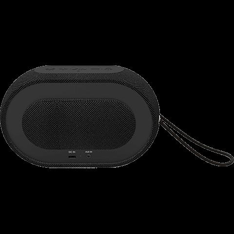 creative HALO Bluetooth Lautsprecher - Schwarz 99927367 hinten