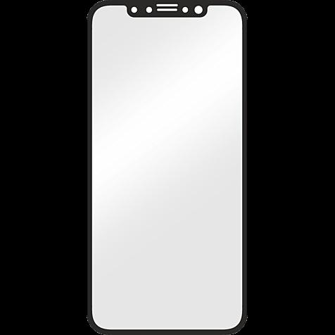 Displex Full Screen Glas Schwarz Apple iPhone X 99927087 hero