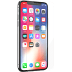 Tech21 Impact Shield Schutzfolie Apple iPhone X 99927065 kategorie