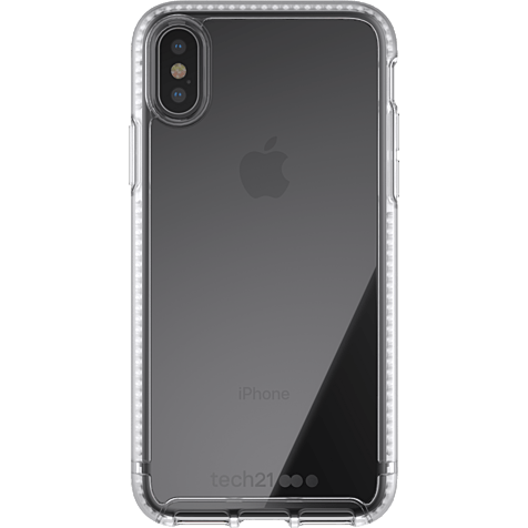 Tech21 Pure Clear Cover Apple iPhone X 99927062 hero