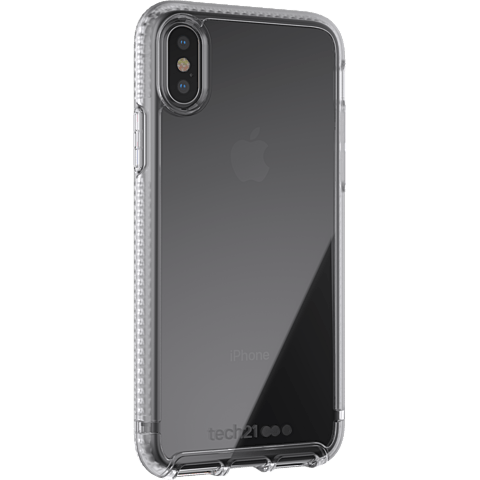 Tech21 Pure Clear Cover Apple iPhone X 99927062 seitlich