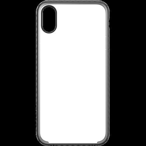 Incase Pop Case Clear Black Apple iPhone X 99927124 hinten