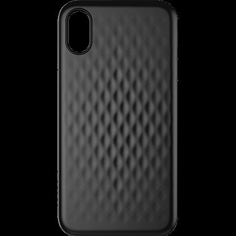 Incase Profile Case Schwarz Apple iPhone X 99927103 hinten