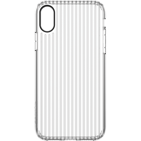 Incase Protective Cover V2 Transparent Apple iPhone X 99927102 hinten