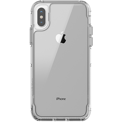Griffin Survivor Clear Case Transparent Apple iPhone X 99927100 hinten