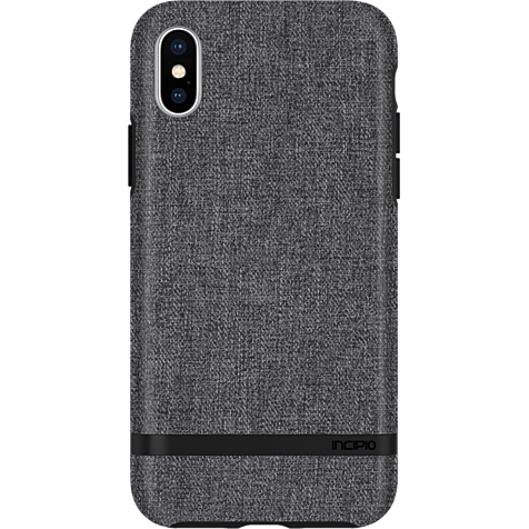 Incipio Esquire Series Case Grau Apple iPhone X 99927136 hero
