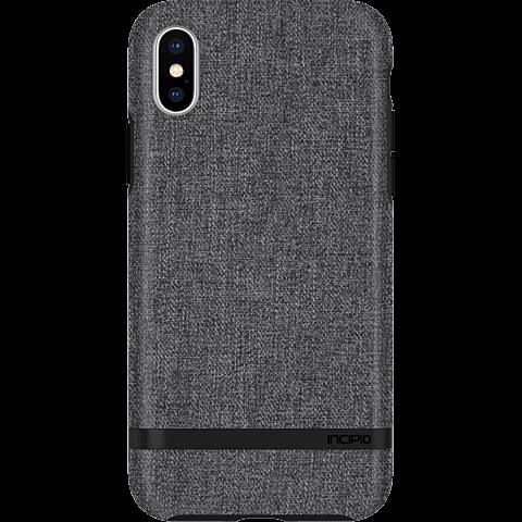 Incipio Esquire Series Case Grau Apple iPhone X 99927136 hinten