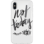Incipio Design Series Case Not Today Apple iPhone X 99927134 kategorie
