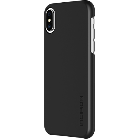 Incipio NGP Feather Case Black Apple iPhone X 99927131 hero