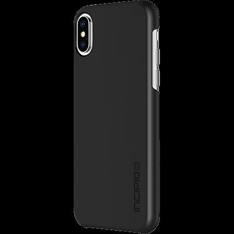 Incipio NGP Feather Case Black Apple iPhone X 99927131 seitlich