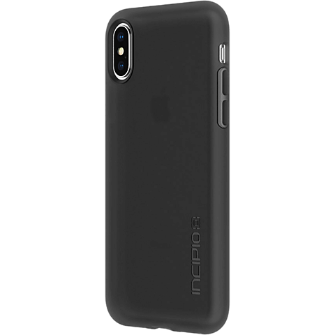 Incipio NGP Case Smoke Apple iPhone X 99927129 seitlich