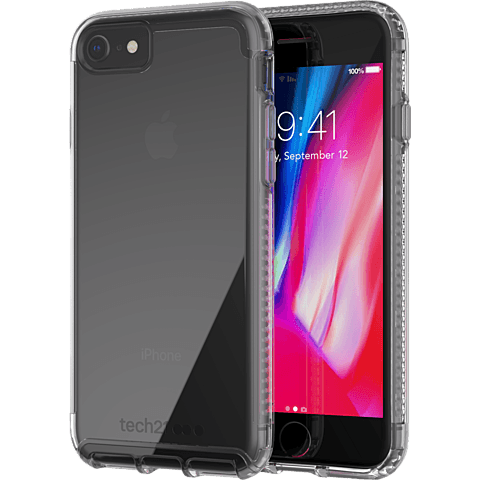 Tech21 Pure Clear Cover Apple iPhone 8 Plus 99927059 seitlich