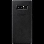 Samsung Alcantara Cover Schwarz Galaxy Note8 99927209 kategorie