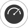 Anzeige der aktuellen Down- und Uploadrate