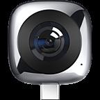 Huawei  CV60 360 Panorama VR-Kamera - Grau 99927479 kategorie