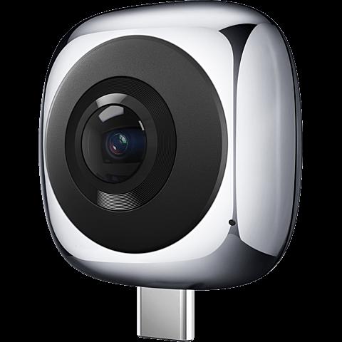 Huawei  CV60 360 Panorama VR-Kamera - Grau 99927479 seitlich
