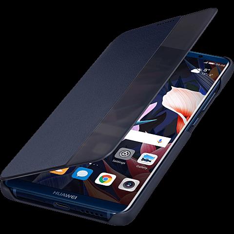 Huawei Smart View Cover Mate10 Pro - Blau 99927477 seitlich