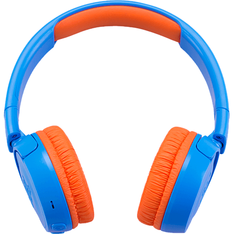 JBL Junior 300 Bluetooth-Kopfhörer - Blau 99927459 vorne