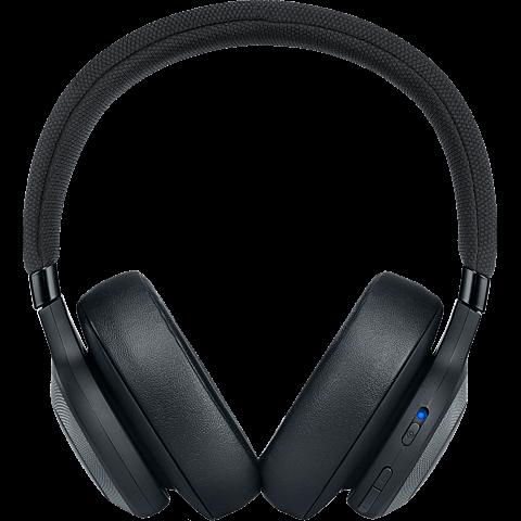JBL E65 Bluetooth-Kopfhörer - Schwarz 99927457 vorne