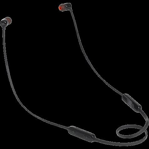 JBL T110 Bluetooth-Kopfhörer - Schwarz 99927456 hero