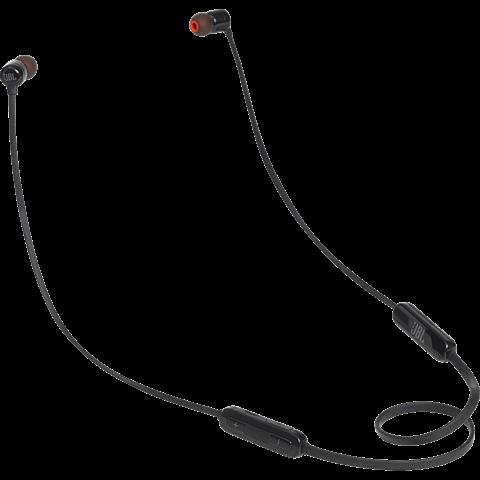 JBL T110 Bluetooth-Kopfhörer - Schwarz 99927456 vorne