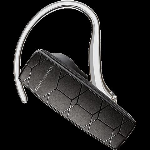 Plantronics Explorer 50 Bluetooth-Headset - Schwarz 99927436 vorne