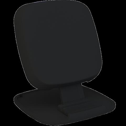 Zens Qi 10 W Wireless Ladestation Schwarz 99927512 vorne