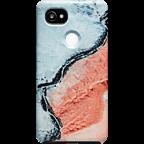Google Pixel 2 Earth Live Case Fluss 99927341 kategorie