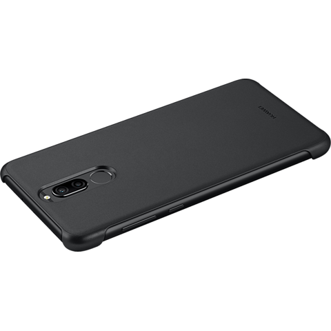 Huawei Cover Mate10 Lite Schwarz 99927478 seitlich