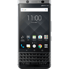 BlackBerry KEYone Silber Katalog