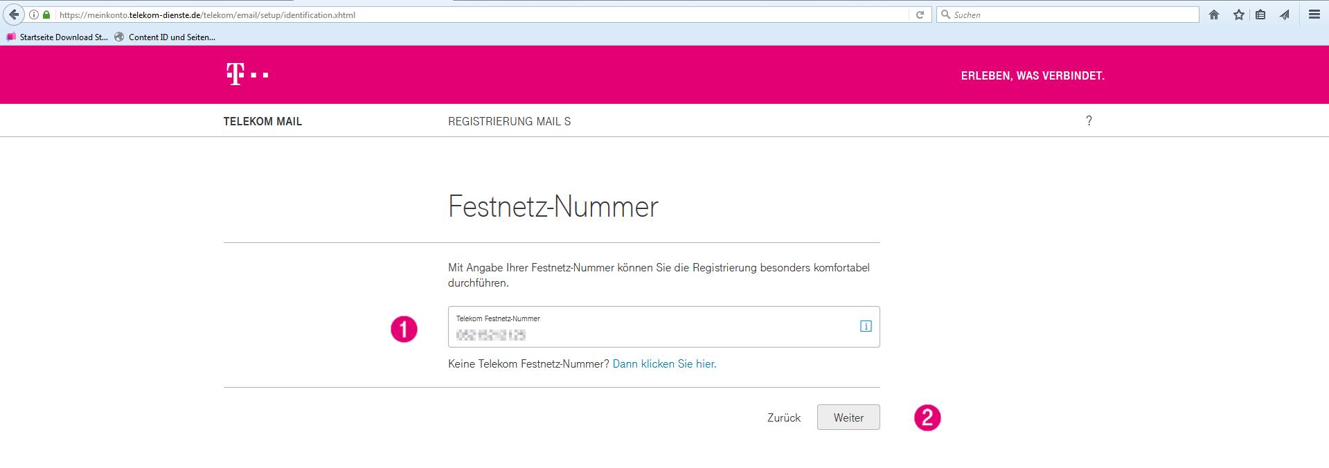 E Mail Adresse Der Telekom
