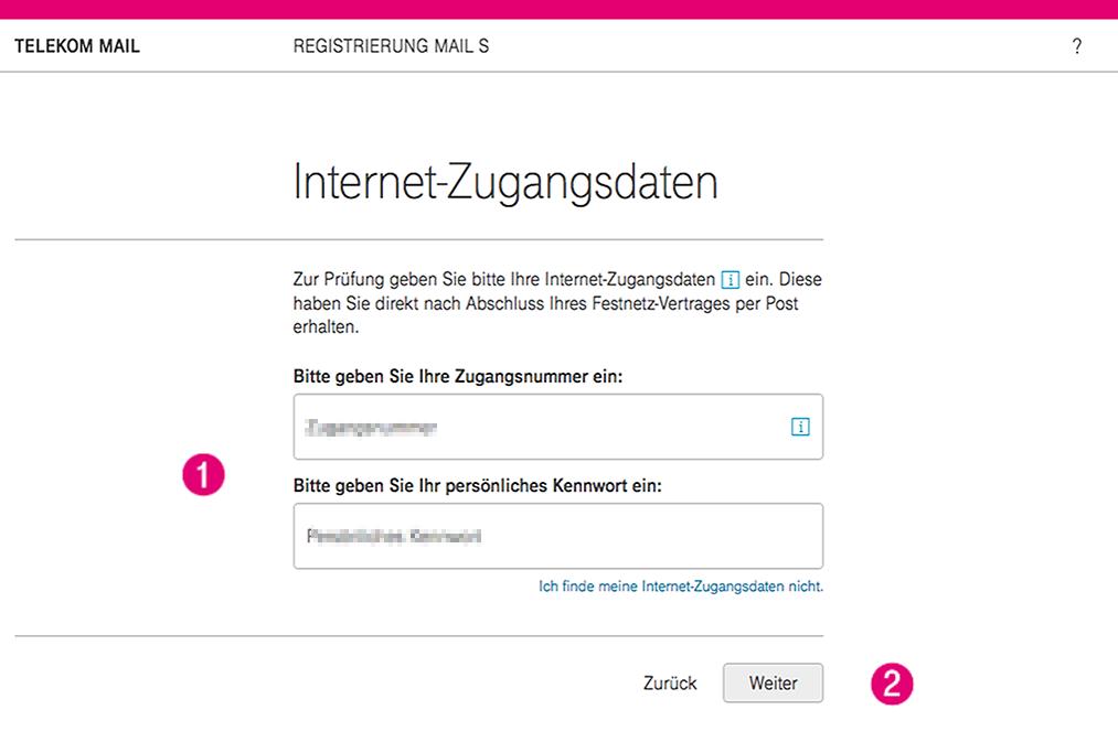 E-Mail-Adresse einrichten  Telekom Hilfe