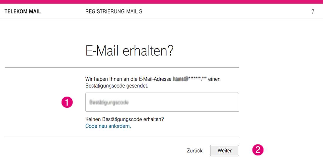 Mail Telekom De