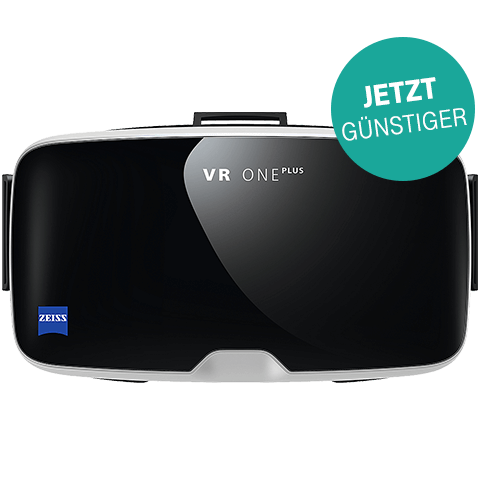 Zeiss VR ONE Plus, weiß 99925987 vorne