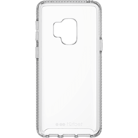 Tech21 Pure Clear Hülle Transparent Samsung Galaxy S9 99927644 hinten