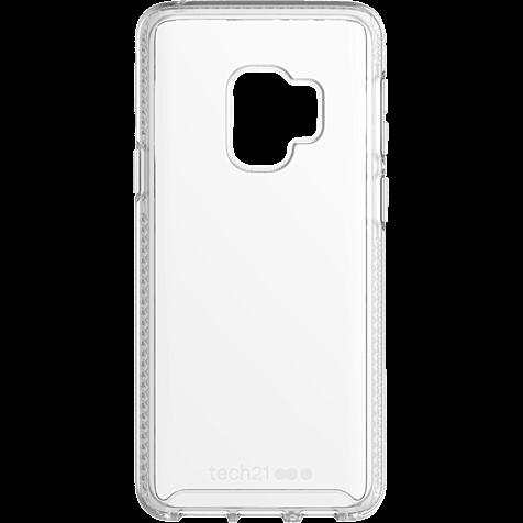 Tech21 Pure Clear Hülle Transparent Samsung Galaxy S9 99927644 hero