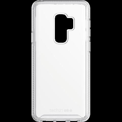 Tech21 Pure Clear Hülle Transparent Samsung Galaxy S9+ 99927648 vorne