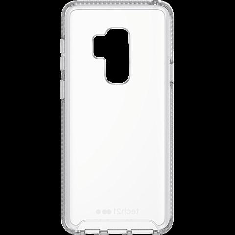 Tech21 Pure Clear Hülle Transparent Samsung Galaxy S9+ 99927648 hinten