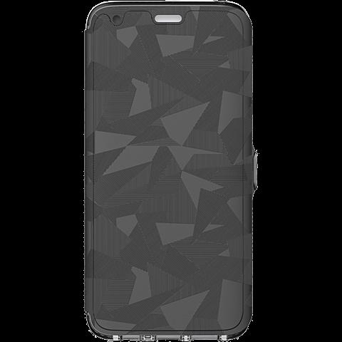 Tech21 Evo Wallet Schwarz Samsung Galaxy S9 99927645 vorne