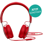 Beats EP On-Ear Kopfhörer Rot 99925716 kategorie - Aktion
