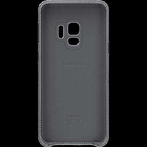 Samsung HyperKnit Cover Grau Galaxy S9 99927666 vorne