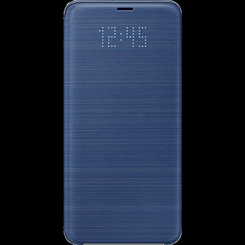 Samsung LED View Cover Blau Samsung Galaxy S9+ 99927668 vorne